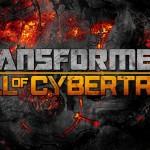 Transformers Fall of Cybertron Logo Wallpaper