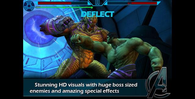 Avengers Initiative screenshot
