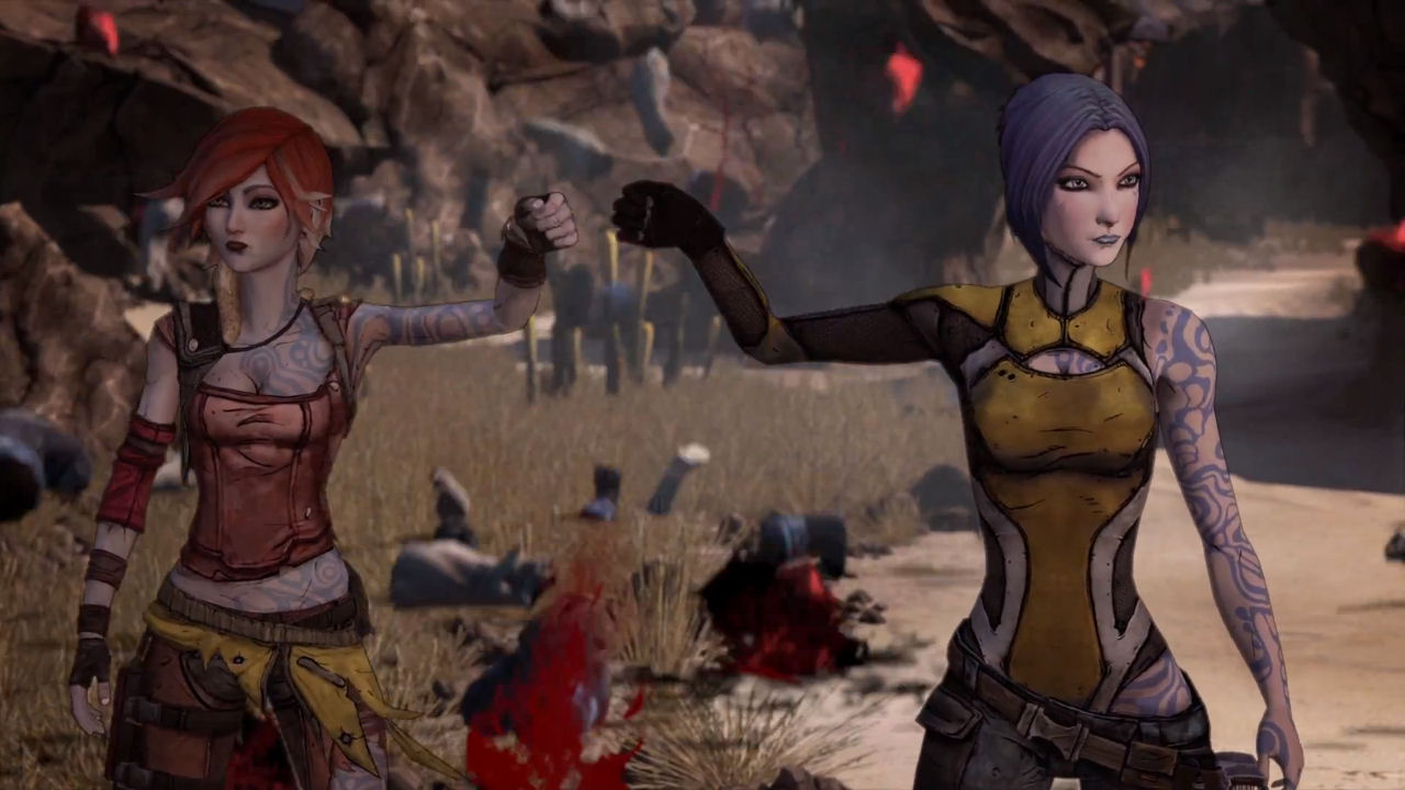 Lilith from borderlands porn porn thumbs