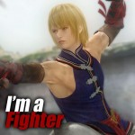 Dead or Alive 5 Eliot Poster