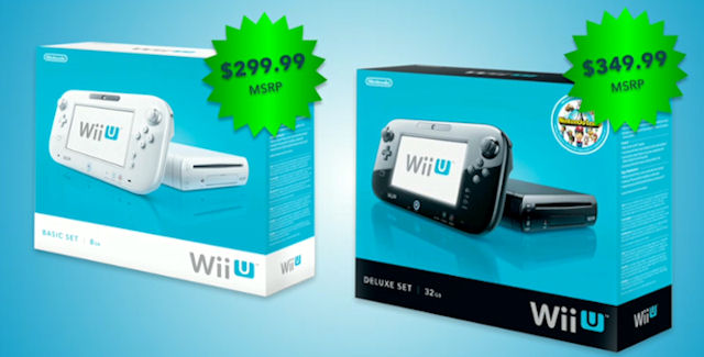 How Much Will The Nintendo Wii U Cost?