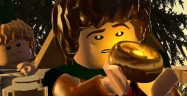 Lego The Lord of the Rings video game giant ring