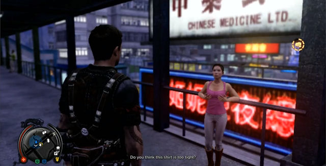 Sleeping Dogs Favors Guide