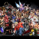 Tekken Tag Tournament 2 Roster Wallpaper