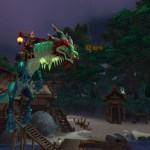 World of Warcraft: Mists of Pandaria Jade Cloud Serpent Mount