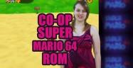 Co-op Super Mario 64 ROM