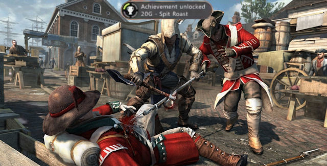 Assassin's Creed 3 Achievements Guide