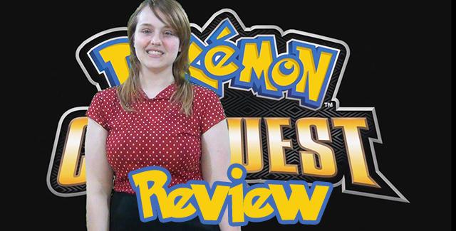 Pokemon Conquest Review