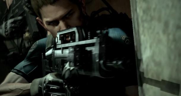 Resident Evil 6 Chris Redfield Screenshot