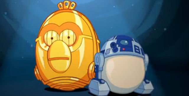 Angry Birds Star Wars Golden Droids Locations Guide