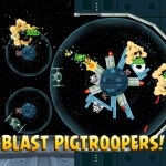 Angry Birds Star Wars Han Solo screenshot