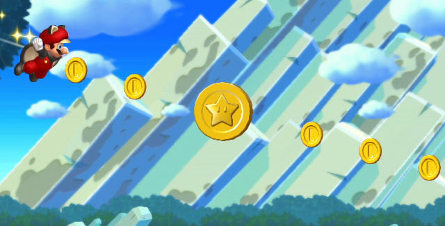 New Super Mario Bros U Star Coins Locations Guide