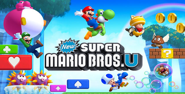 New Super Mario Bros U Walkthrough