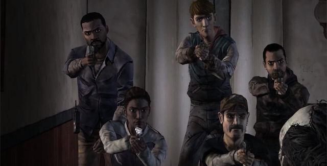 The Walking Dead Game Episode 5 Achievements Guide