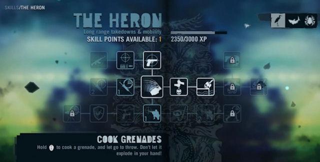 Far Cry 3 Skill Trees Guide