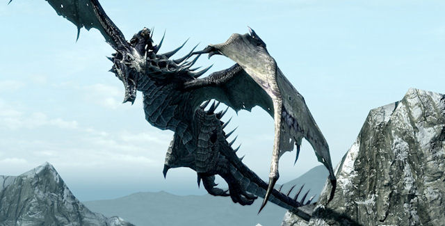How To Ride Dragons In Skyrim Dragonborn