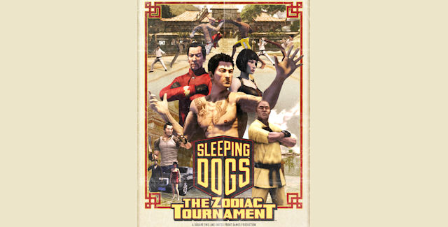 Sleeping Dogs: The Zodiac Tournament Walkthrough