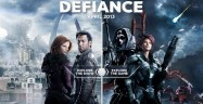 Defiance: The Game logo