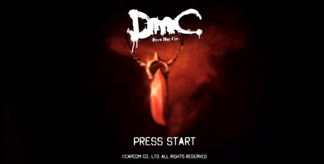 DmC Devil May Cry Demo Walkthrough