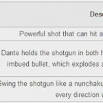 DmC Devil May Cry Revenant Move List