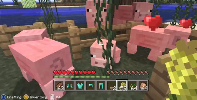 How To Breed Animals In Minecraft