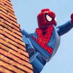 Lego Marvel Super Heroes Spider-Man Model