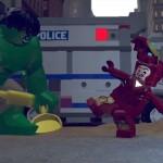 Lego Marvel Super Heroes Tony Stark Model