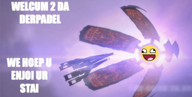 Mass Effect 3: Welcome to the Citadel