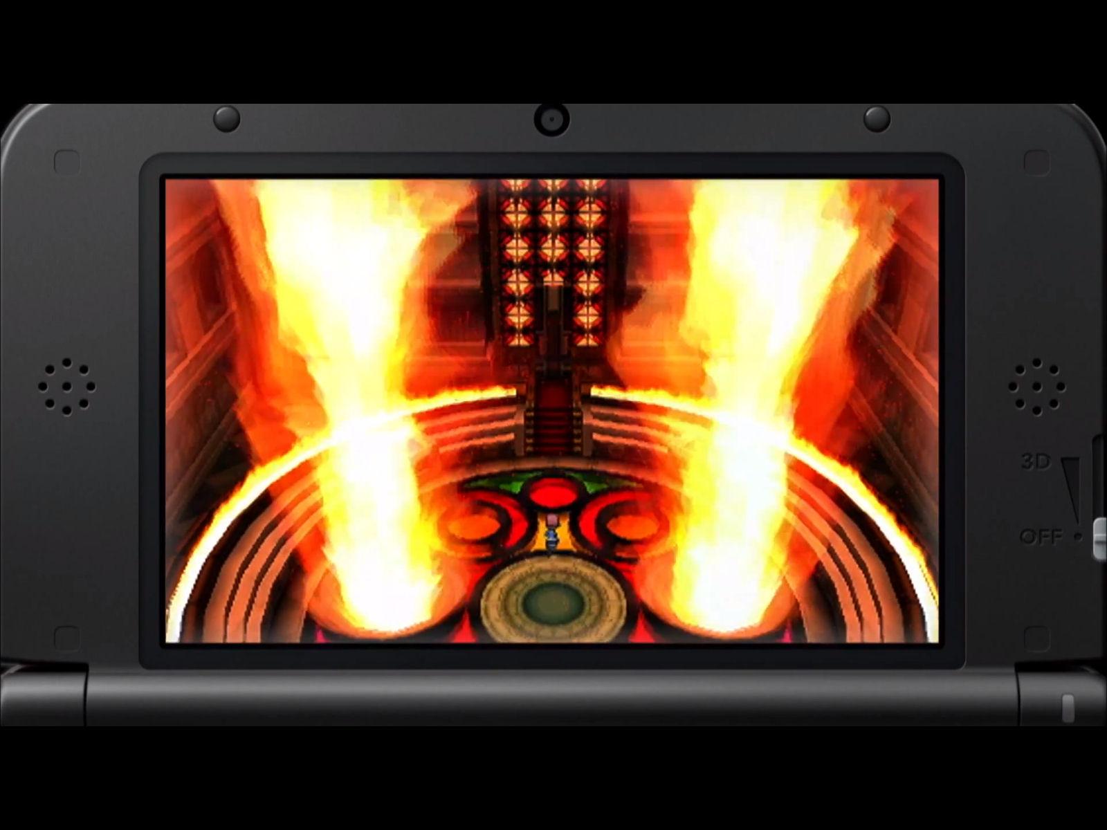 Pokemon X and Y Fire Gym Screenshot