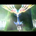 Pokemon X and Y Xerneas