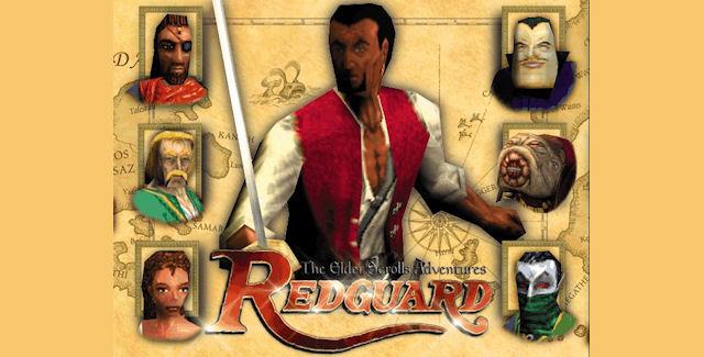 Skyrim Redguard image