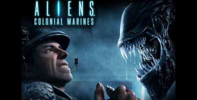 Aliens Colonial Marines Collectibles