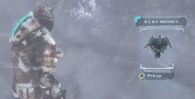 Dead Space 3 Artifacts Locations Guide