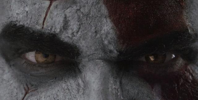 God of War Ascension Kratos eyes