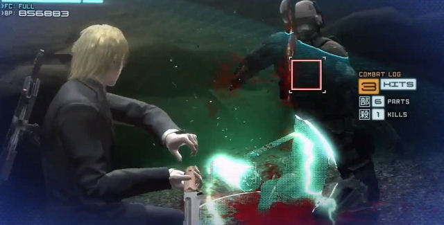 Metal Gear Rising Revengeance Left Arms Locations Guide