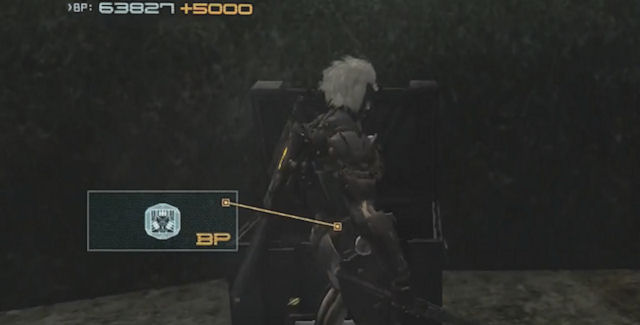 Metal Gear Rising Revengeance BP screenshot