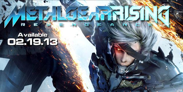 Metal Gear Rising Revengeance Walkthrough