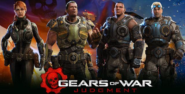 Gears of War Judgment Cheats