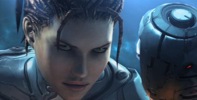 StarCraft II: Heart of the Swarm Kerrigan Ghost Suit
