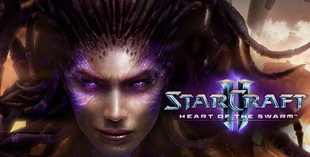 StarCraft 2: Heart of the Swarm Walkthrough