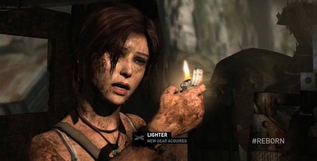 Tomb Raider 2013 PC screenshot