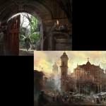 Assassin's Creed 4 Drawings Wallpaper