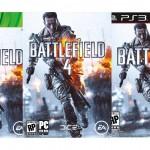 Battlefield 4 Boxart Wallpaper