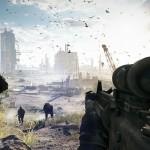 Battlefield 4 Construction Site Wallpaper