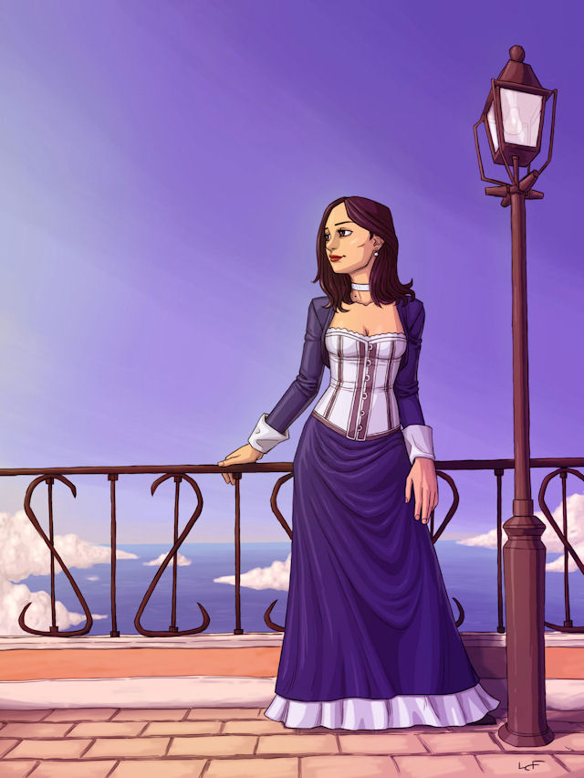 BioShock Infinite MD Elizabeth