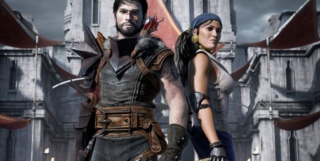 Dragon Age 3 Wallpaper