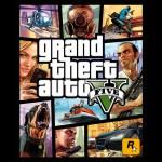 Grand Theft Auto 5 Boxart Wallpaper