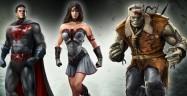 Injustice Gods Among Us Alternate Costumes