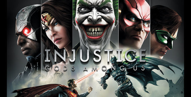 Injustice Gods Among Us Walkthrough