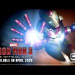 Iron Man 3 Game Wallpaper